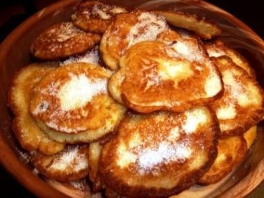 Greek pancakes