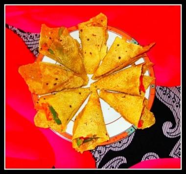 Chicken Bengali Tacos Recipe